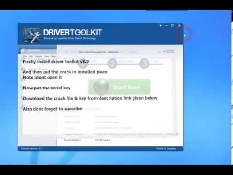 Driver Toolkit 8 3 with Crack, Licence Key & Serial key free download