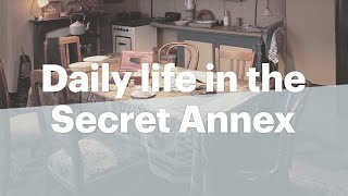 A Day In The Secret Annex Anne Frank House Youtube