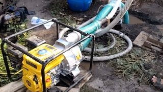 Бурение мотопомпой, аккуратная скважина на воду /  Фаниль Татарстан(, 2016-11-25T12:19:13.000Z)