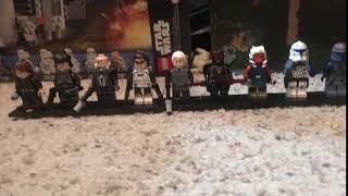Custom Clone Wars Return Lego set Sneak peak description clonewarssaved