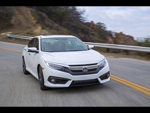 2016 Honda Civic Coupe Walkaround White