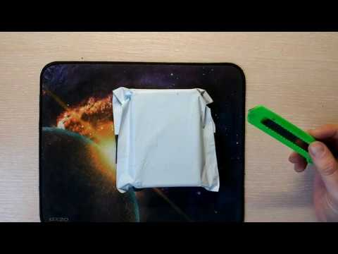 Аккумулятора повышенной ёмкости PERFINE для LG V20 / Распаковка очередного телефона LG
