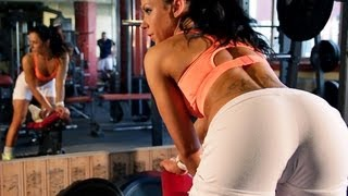 Repeat youtube video IFBB Bikini Fitness Athlete Jeanette Elstad