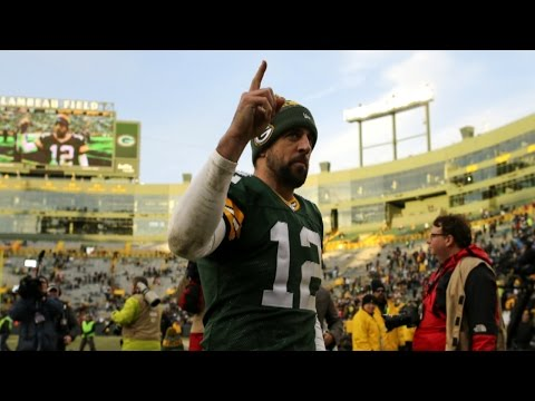 Why Packers Quarterback Aaron Rodgers Hasn