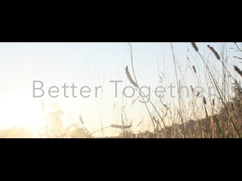 Jack Johnson - Better Together (Lyrics Video)