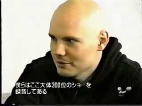 Smashing Pumpkins Billy Corgan Rare Machina Interview Budokan 06-30-2000