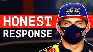 """Verstappen Reveals """"Quite A Few Things"""" Red Bull Must Improve"""
