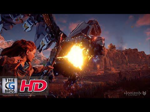 """CGI & VFX Showreels: """"Horizon Reel"""" - by  Peer Lemmers"""