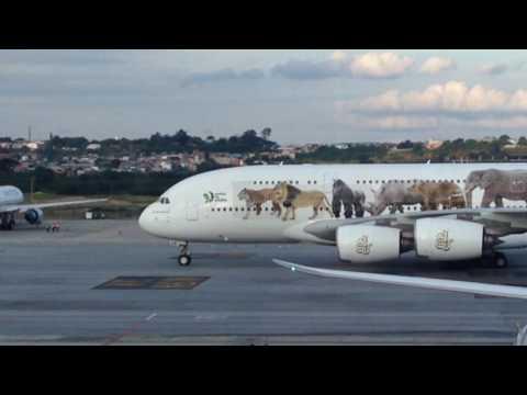 Classic Plane Spotting | Copenhagen - Amsterdam - Rome - Mexico City - Sao Paulo