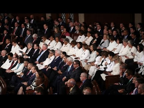 Rep. Cramer: Women in white looked silly