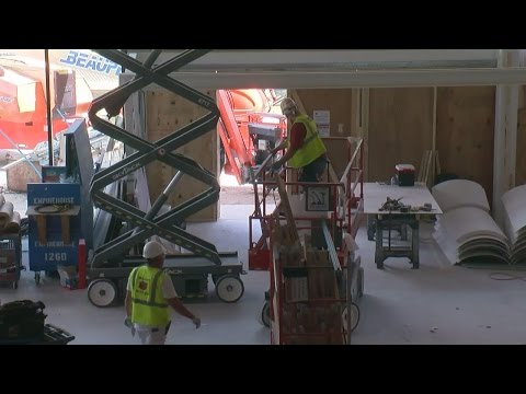 1 Year In, Target Center Renovations 65 Percent Done