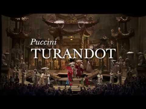 Turandot at the Met