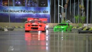 Devil DrifterCrew    Messe Stuttgart 2010 official video by JJ-Tv