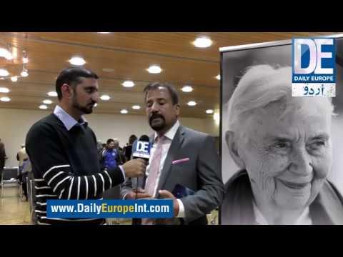 Tribute to Dr Ruth Pfau in Frankfurt  by Pakistani Community
