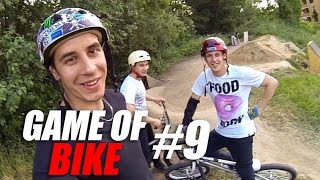 Game of BIKE #9 - Денис Гончарук, Дима Гордей, Дима Яструб.