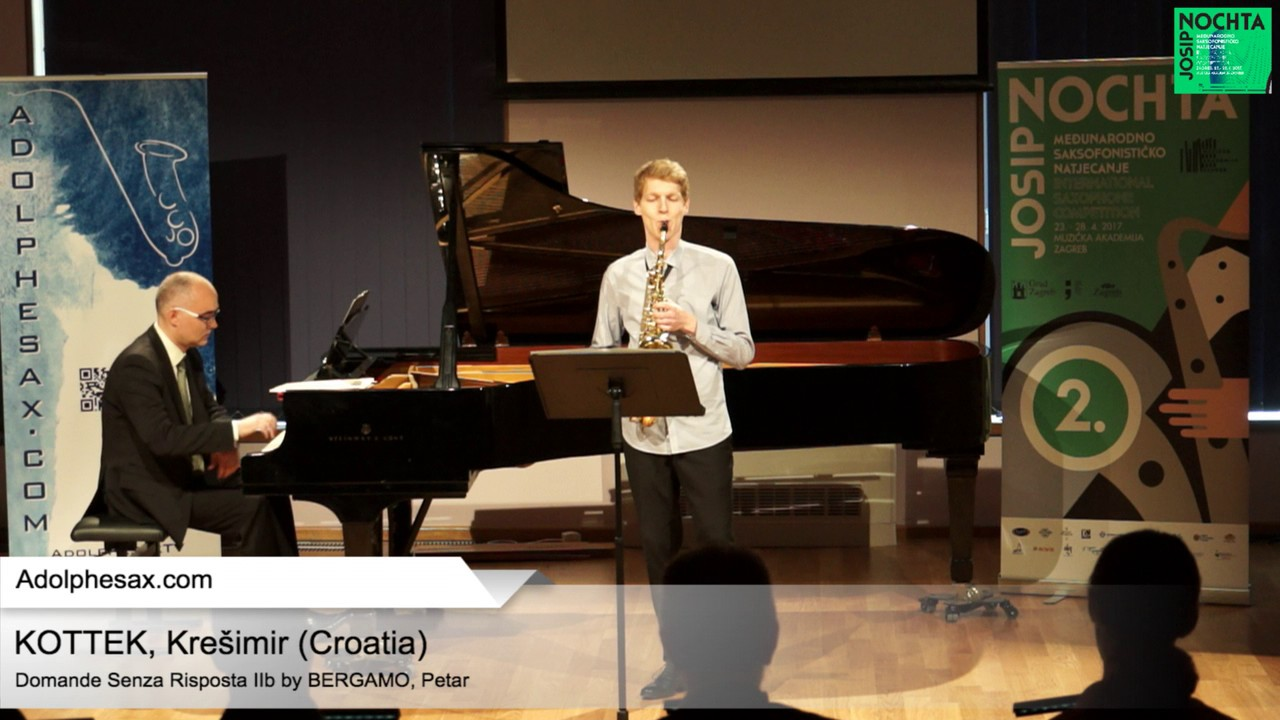 Domande senza risposta IIb by Petar Bergamo –  KOTTEK, Kressimir HR