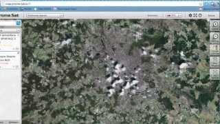 Обзор центра мониторинга map.proma-sat.ru
