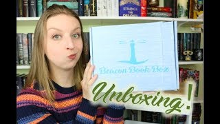 Unboxing! | Beacon Book Box | Dec 2019
