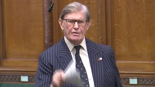 UK has been SHACKLED by EU which is utterly UNDEMOCRATIC making laws behind closed doors - Bill Cash