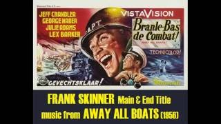 Frank Skinner: music from Away All Boats (1956)