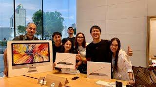 Gambar cover Apple Store Thailand | ICONSIAM, Bangkok, Thailand