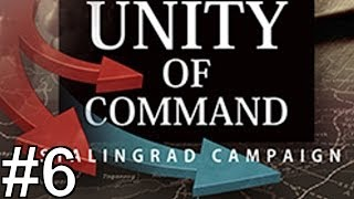 Kuibyshev Germany Axis | Unity of Command Stalingrad Campaign Lets Play Gameplay PC HD