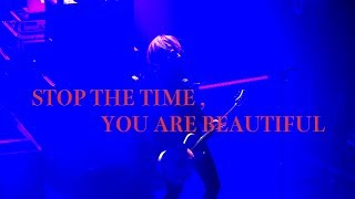 「STOP THE TIME,YOU ARE BEAUTIFUL」Karyu定点カメラ
