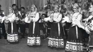 НА ТРОПИНКЕ _ Пензенский русский народный хор им.О.В.Гришина