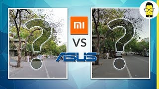 Asus Zenfone Max Pro vs Xiaomi Redmi Note 5 Pro - Blind camera comparison