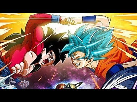 New Super Dragon Ball Heroes Anime Series Coming July 2018! - The Powerful Nerdcast 85