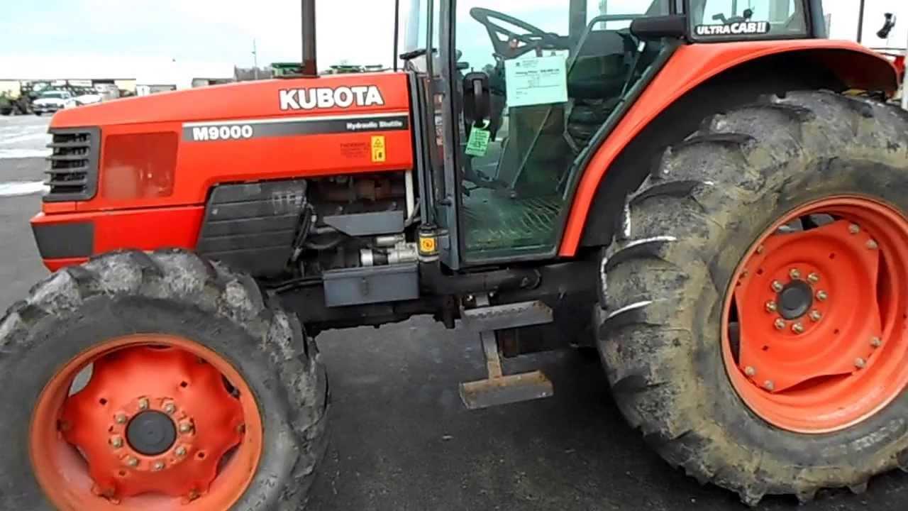 Kubota Tractor Hydraulics Troubleshooting : Kubota m stk youtube