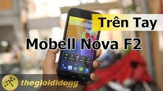 Trên tay Mobell Nova F2 | www.thegioididong.com