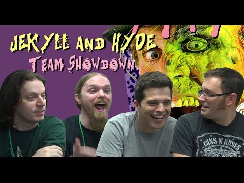 Dr. Jekyll and Mr. Hyde Team down  James & Mike Mondays