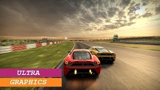 TOP 5 Ultra Graphics Racing Games For Android & iOS | 2018