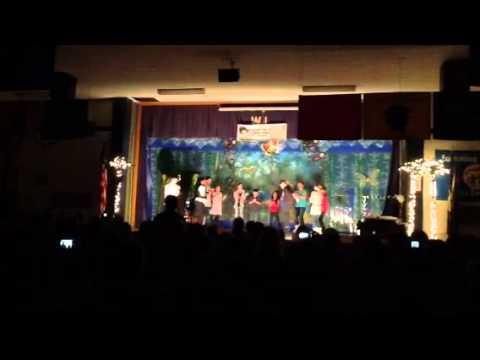 Watson Lane Elementary School Talent Show, 2012 - Foot Loose