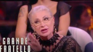 Grande Fratello - Lucia Bramieri contro Danilo