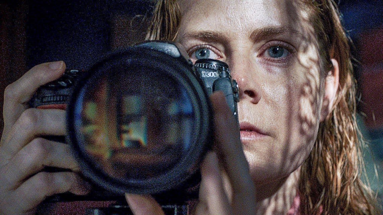 Женщина в окне (2021) Русский трейлер 2