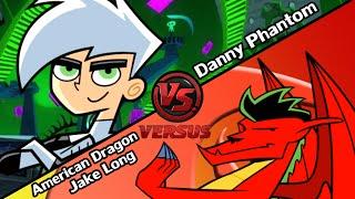 ¿Quién ganaría? Danny Phantom vs Jake Long-El Dragón Occidental (Loquendo) (Mundial Loquendo 2015)