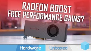 "Radeon Boost Tested, Is AMD's New Performance ""Turbocharger"" a Game Changer?"