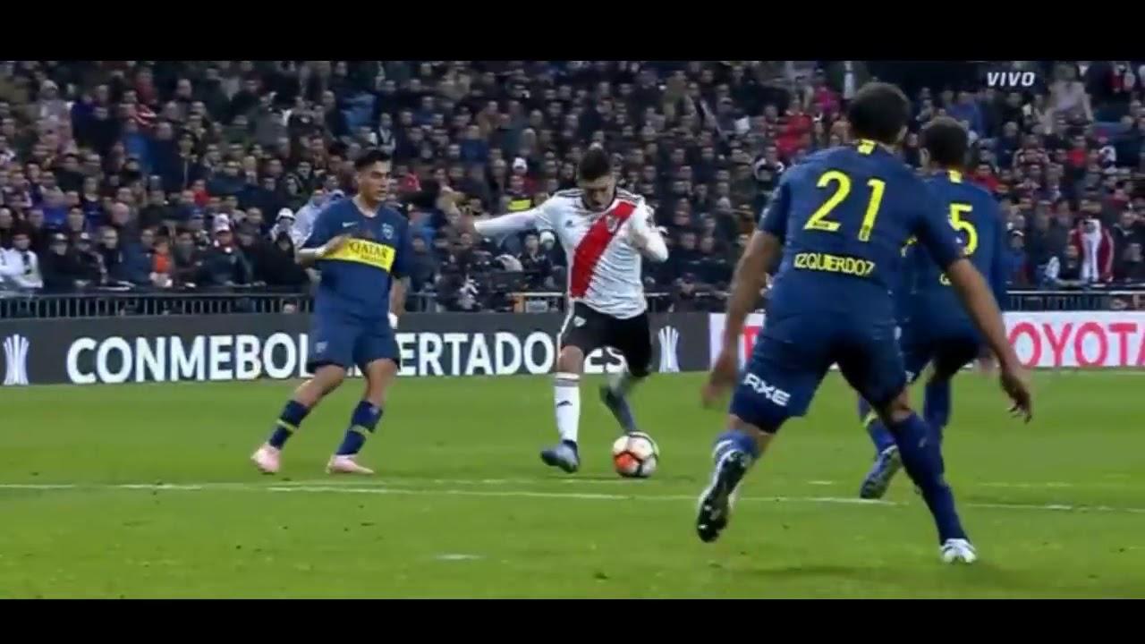 """Gol De Quintero Hoy: Gol De Juanfer Quintero """"el Nalgon"""" A Boca Juniors En El"""