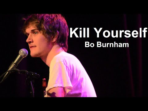 Kill Yourself w/ Lyrics - Bo Burnham - Make Happy