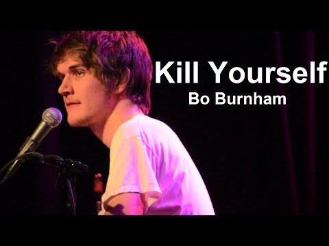 Kill Yourself w/ Lyrics - Bo Burnham - Make Happy