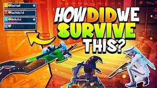 How Did We Survive Georgopol? || Most Funny/Intense Classic ft. SouL VipeR, Regaltos, 8bit Rebel