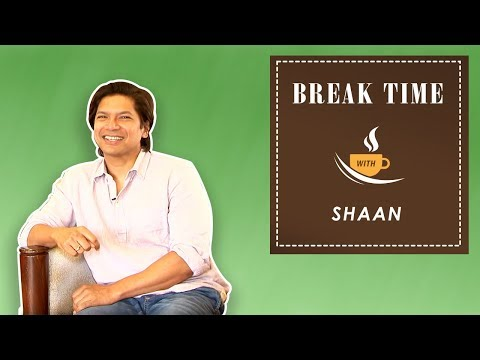 Break Time: Shaan's word of advice to Sonu Nigam and other singers