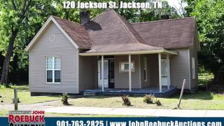 Auction - Over 270 Income Properties in TN