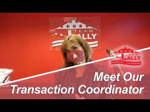 Meet Team Lally's Transaction Coordinator - Alesia Borja