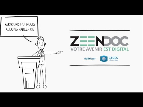 Présentation de Zeendoc, la solution de gestion documentaire