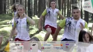 """""""Olimpiskās Dienas 2017"""" Vingrojuma Kompleksa Video"""