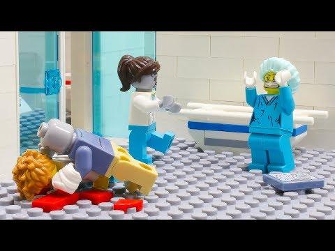 Lego Zombie Attack Zombie Apocalypse begins