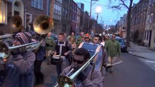 WhoaPhat Brass Band - Golden Slipper - 2nd & Wash Top 10 Video